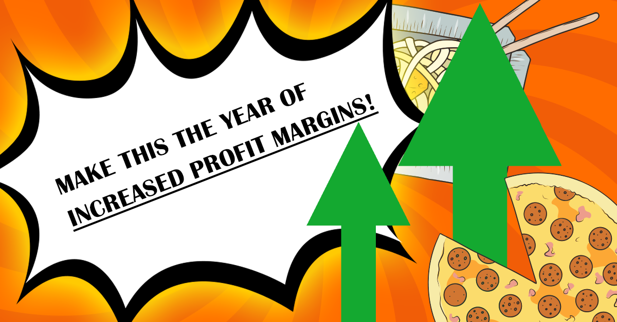 Make This the Year of Increased Profit Margins with a Restaurant Inventory Management Solution